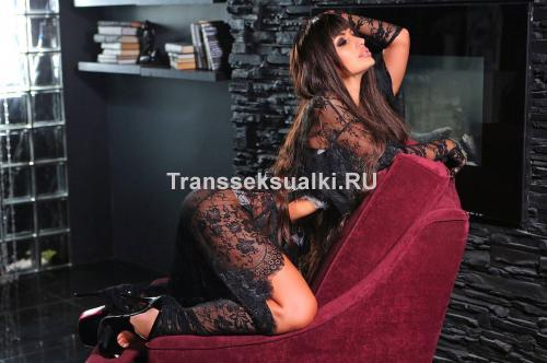 Транссексуалка лиана